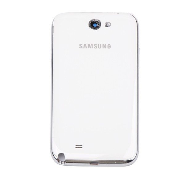 brand new fae4d d3ccc Samsung Galaxy Note 2 N7100 back cover White